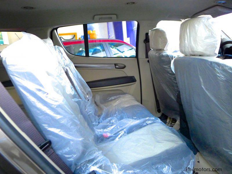 New Chevrolet Trailblazer LT 2.5 M/T | 2015 Trailblazer LT 2.5 M/T for sale | Pampanga Chevrolet ...