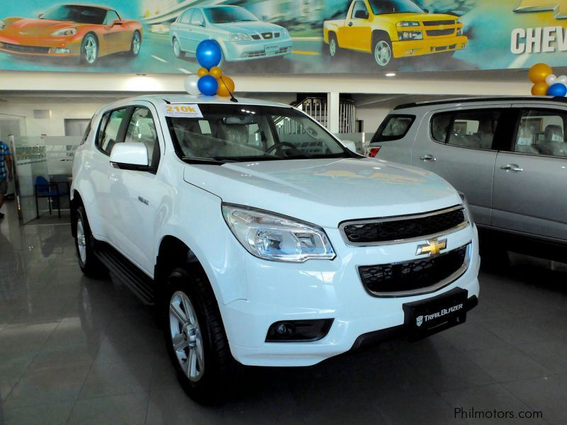 chevrolet philippines trailblazer autos post. Cars Review. Best American Auto & Cars Review