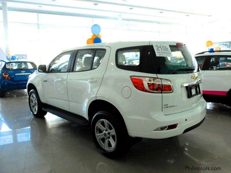 New Chevrolet Trailblazer Ltx 2015 Trailblazer Ltx For