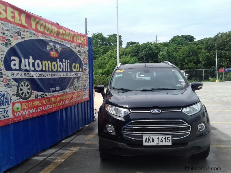 used ford ecosport 2015 ecosport for sale paranaque city ford ecosport sales ford ecosport price 688,000 used cars
