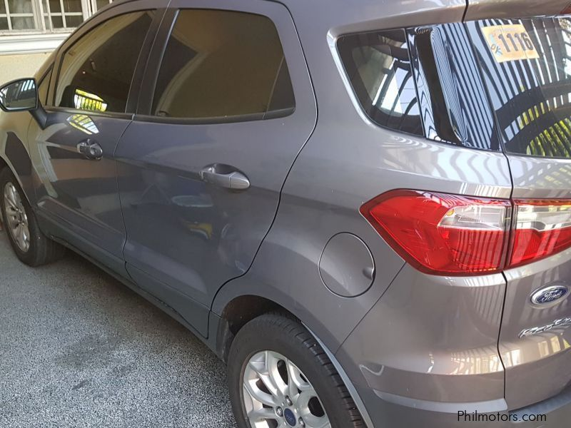 Ford Ecosport Titanium in Philippines