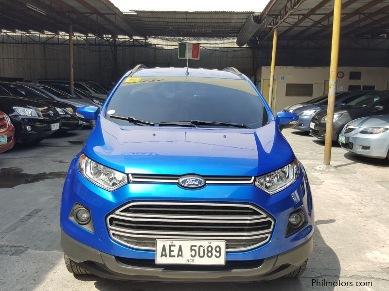 used ford ecosport trend 2015 ecosport trend for sale makati city ford ecosport trend sales. Black Bedroom Furniture Sets. Home Design Ideas