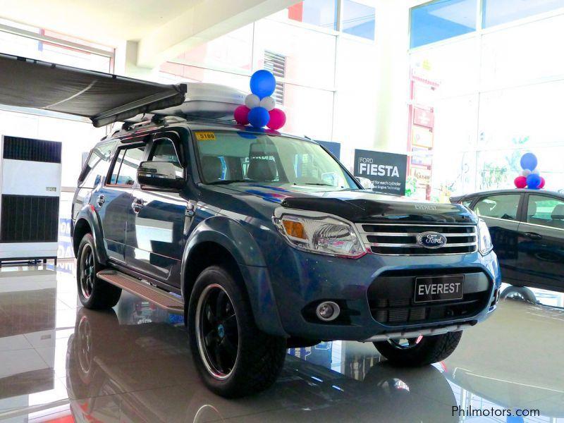 New Ford Everest LTD | 2015 Everest LTD for sale | Pampanga Ford Everest LTD sales | Ford ...