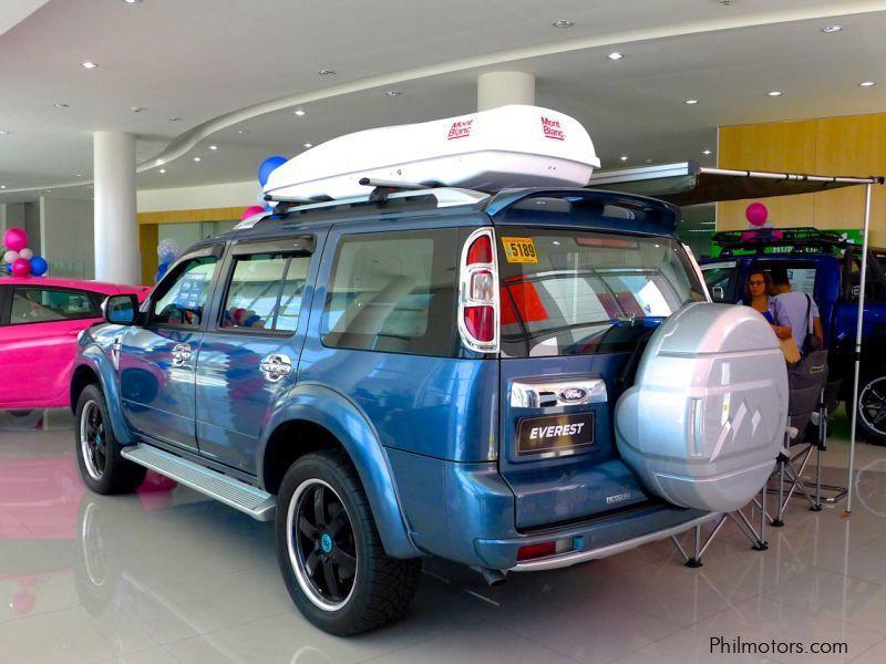 Ford Everest LTD | 2015 Everest LTD for sale | Pampanga Ford Everest