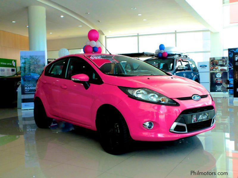 New Ford Fiesta Sport 2015 Fiesta Sport For Sale