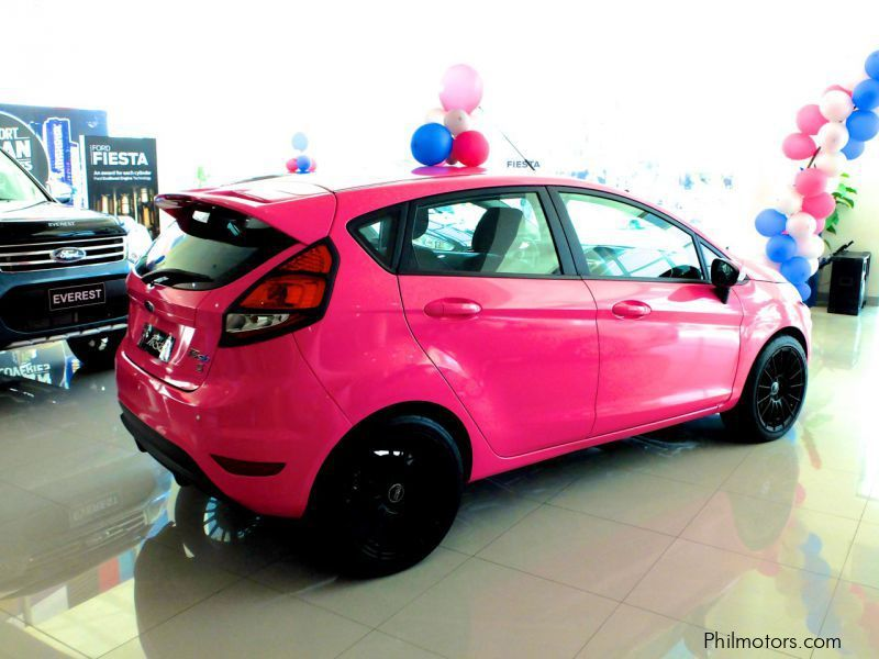 2014 Ford Fiesta In Philippines | Autos Post