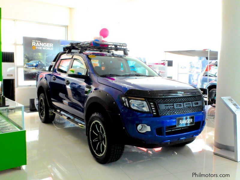 ford ranger xlt in philippines