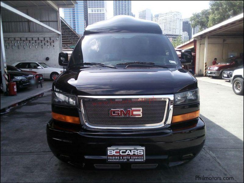 Used gmc savana 2015 savana for sale pasig city gmc for Motor city gmc used cars