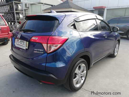 Honda HR-V in Philippines