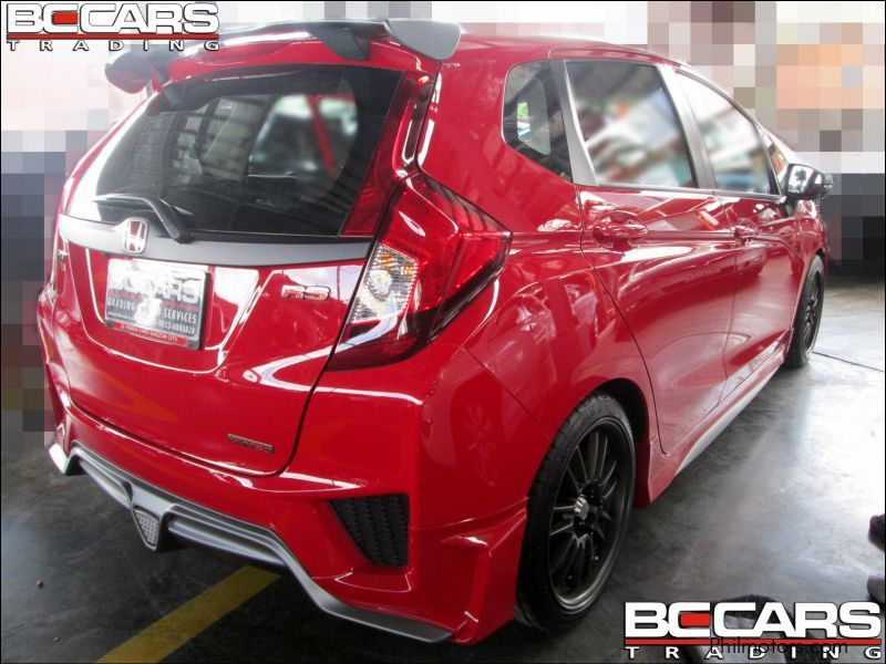 Used Honda Jazz Fit Rs 2015 Jazz Fit Rs For Sale