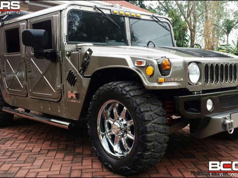 Used Hummer H1 2015 H1 For Sale Pasig City Hummer H1