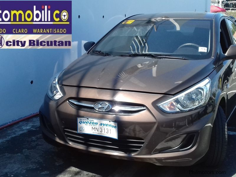 Used Hyundai Accent 2015 Accent For Sale Paranaque