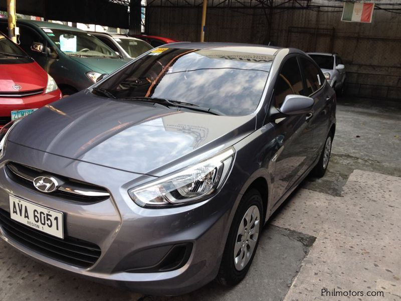 Used Hyundai Accent 2015 Accent For Sale Makati City