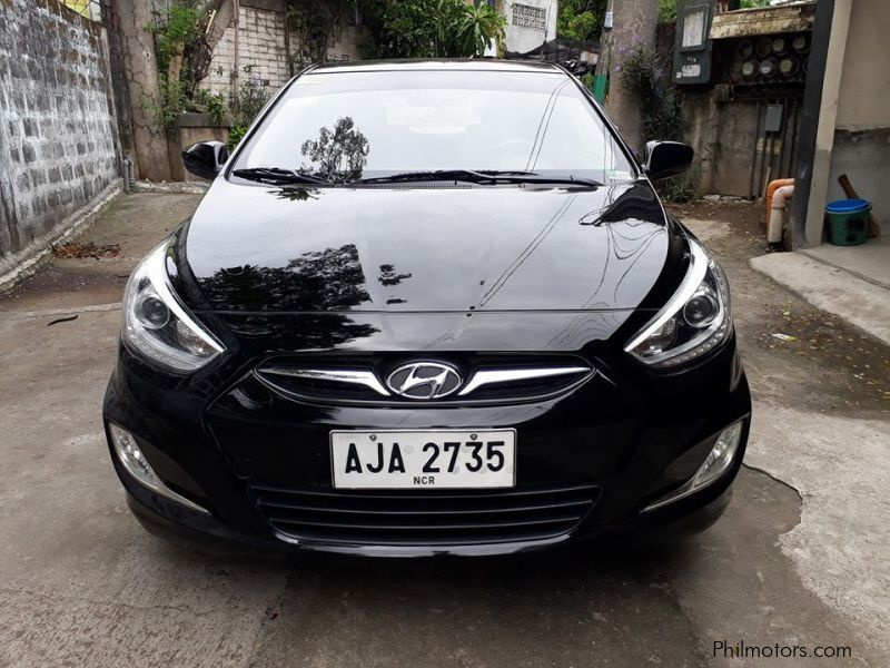 Used Hyundai Accent 2015 Accent For Sale Quezon City