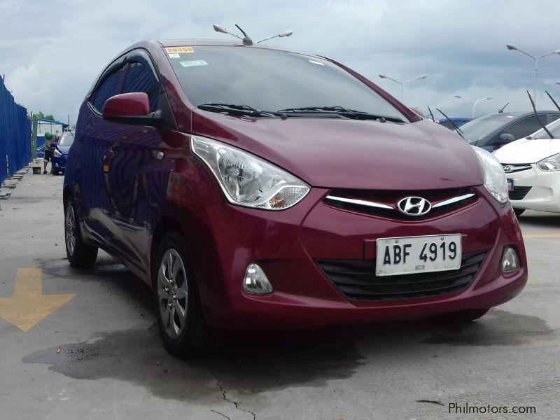 Used Hyundai Eon 2015 Eon For Sale Paranaque City