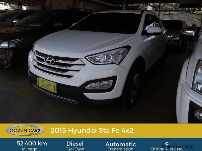 used hyundai santa fe 2015 santa fe for sale pampanga hyundai santa fe sales hyundai santa fe price 1,118,000 used cars