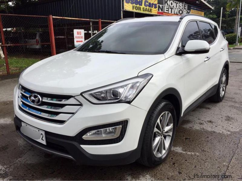 Used Hyundai Santa Fe 2015 Santa Fe For Sale Marikina
