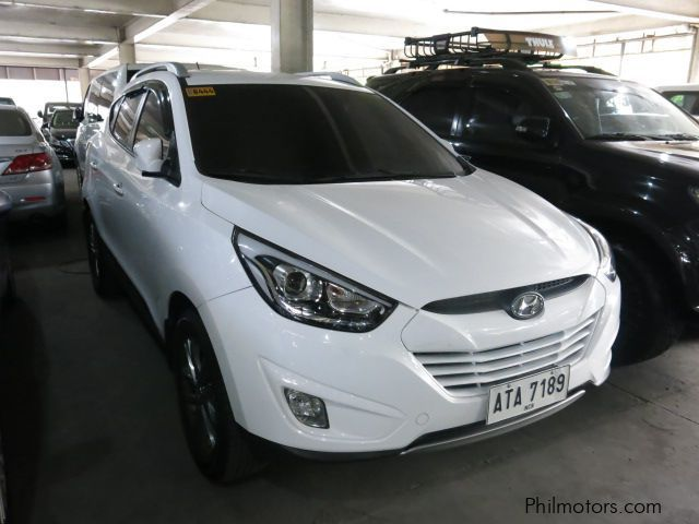 Used Hyundai Tucson 2015 Tucson For Sale Pasig City