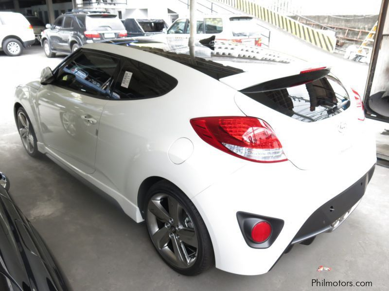 New Hyundai Veloster 2015 Veloster For Sale Makati