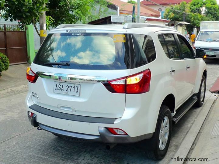 Used Isuzu MU-X | 2015 MU-X for sale | Makati City Isuzu ...