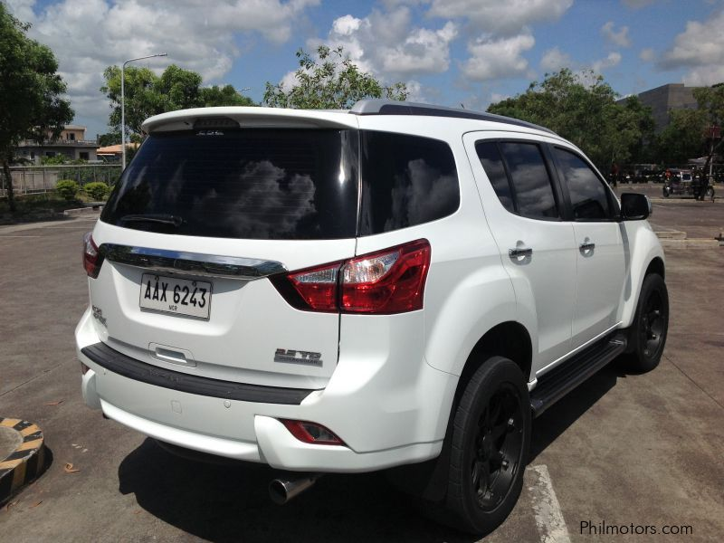 Used Isuzu Mux 2015 Mux For Sale Quezon Isuzu Mux