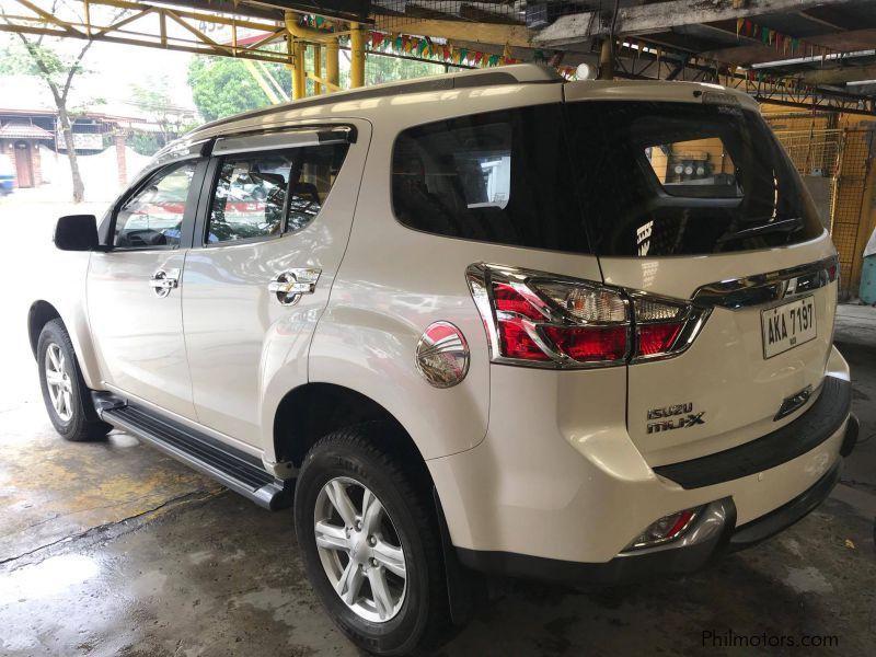 2014 Ford Escape For Sale >> Used Isuzu MUX | 2015 MUX for sale | Quezon City Isuzu MUX ...