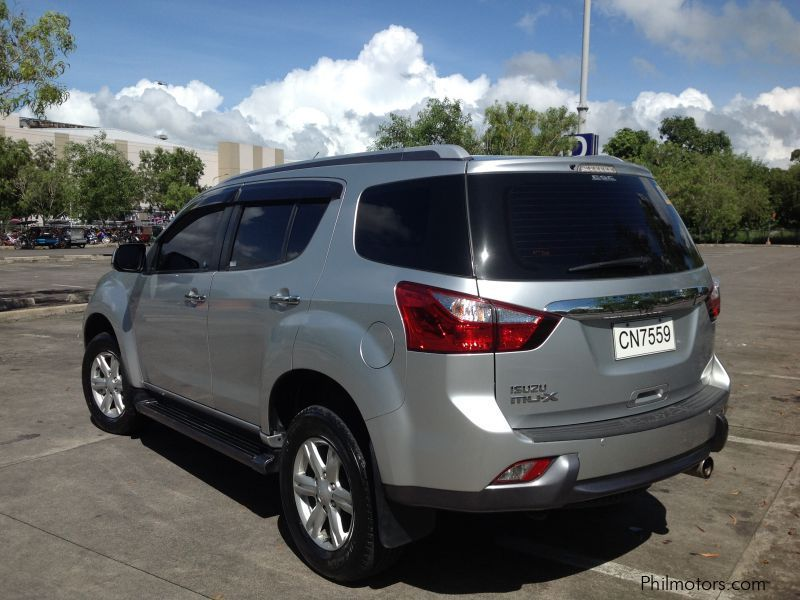 Used Isuzu mux | 2015 mux for sale | Quezon Isuzu mux ...