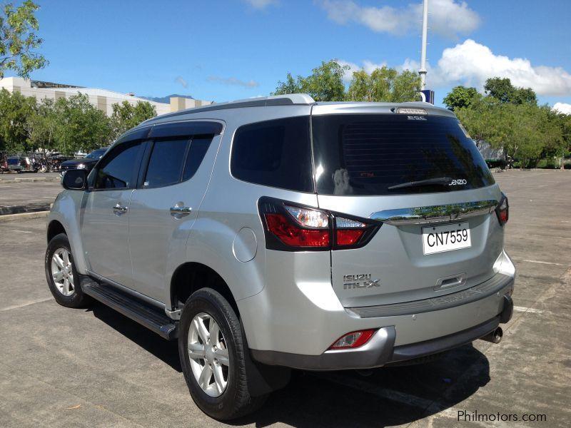 Chevrolet Trailblazer 2015 >> Used Isuzu mux | 2015 mux for sale | Quezon Isuzu mux