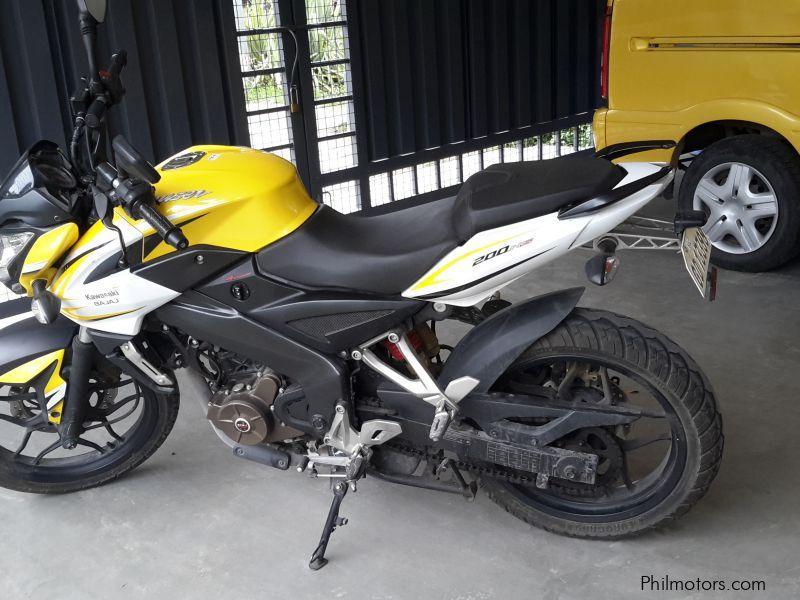Vrod For Sale >> Used Kawasaki Rouser NS 200 | 2015 Rouser NS 200 for sale | Negros Oriental Kawasaki Rouser NS ...