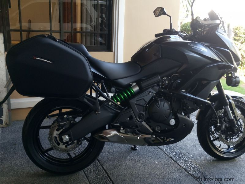 Used Kawasaki Versys 650 2015 Versys 650 For Sale Quezon City