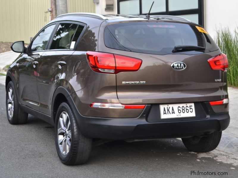 Used Kia Sportage 2015 Sportage For Sale Quezon City