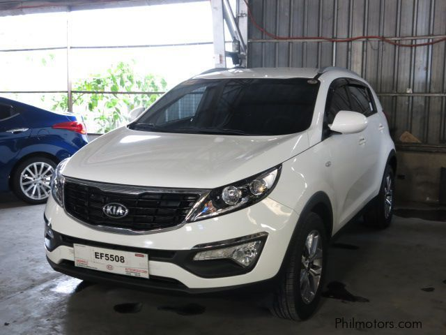 Used Kia Sportage 2015 Sportage For Sale Pasig City