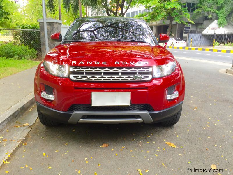 Used Land Rover Range Rover Evoque 2015 Range Rover