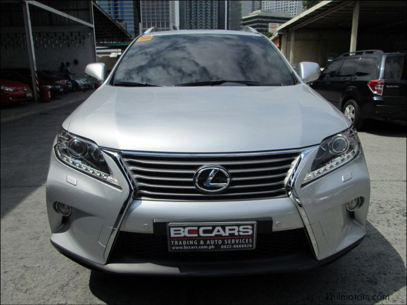 Used Lexus Rx350 2015 Rx350 For Sale Pasig City Lexus