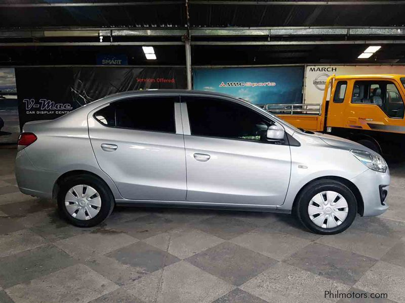 Used Mitsubishi Mirage G4 Glx 2015 Mirage G4 Glx For