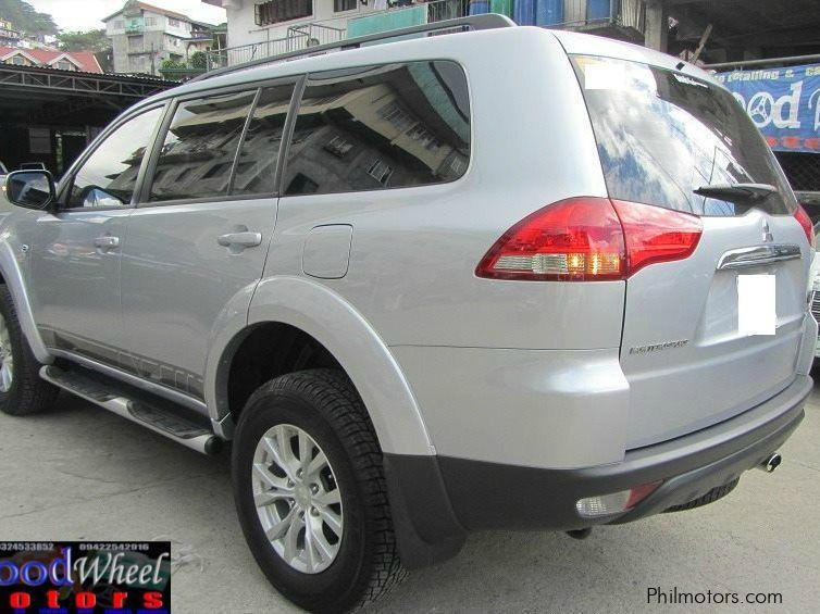 Used Mitsubishi Montero Glx Sport 2015 Montero Glx Sport