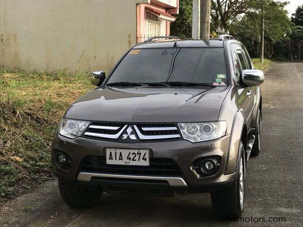 Used Mitsubishi Montero Gtv 2015 Montero Gtv For Sale Cavite