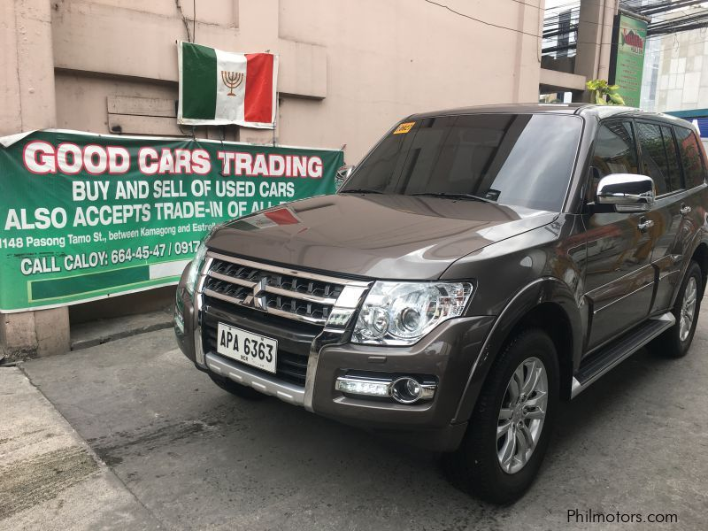 Used Mitsubishi Pajero 2015 Pajero For Sale Makati City