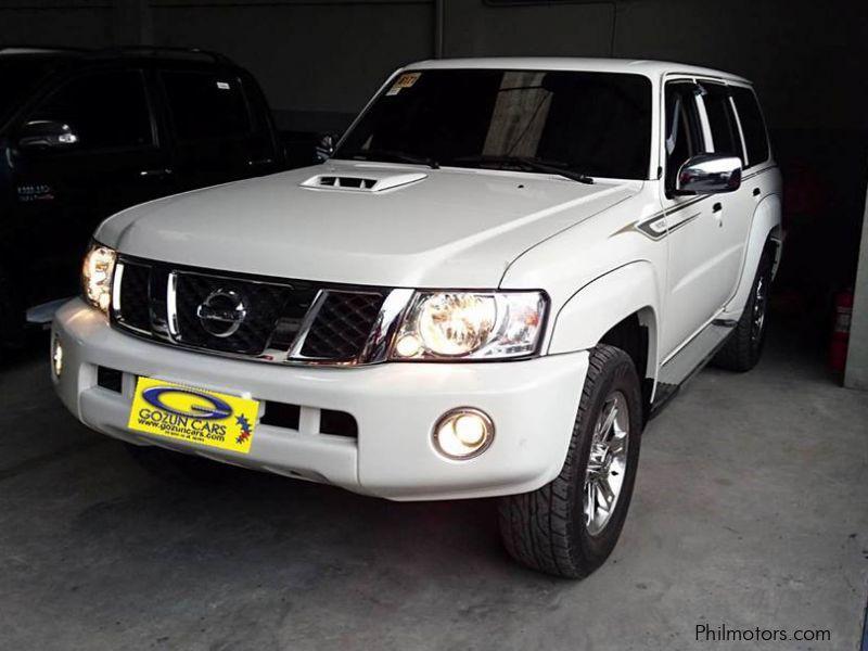 Used Nissan Patrol 2015 Patrol For Sale Pampanga
