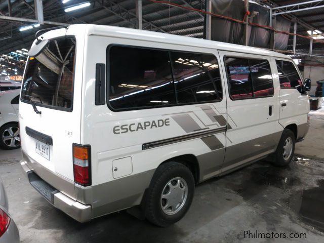 Used Nissan Urvan Escapade 2015 Urvan Escapade For Sale Pasig