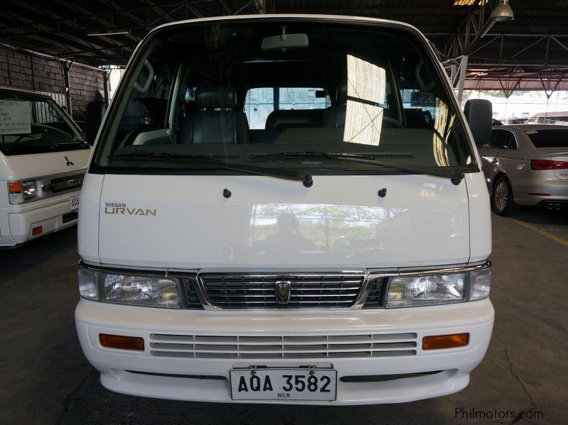 used nissan urvan shuttle 2015 urvan shuttle for sale pasig city nissan urvan shuttle sales nissan urvan shuttle price 790,000 used cars