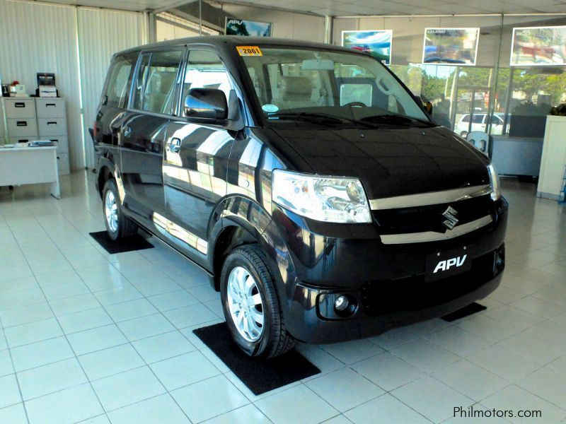 New Suzuki Apv Sgx 2015 Apv Sgx For Sale Pampanga