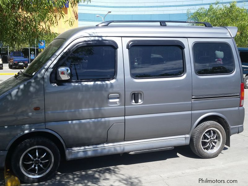 used suzuki van 2015 van for sale cebu suzuki van. Black Bedroom Furniture Sets. Home Design Ideas