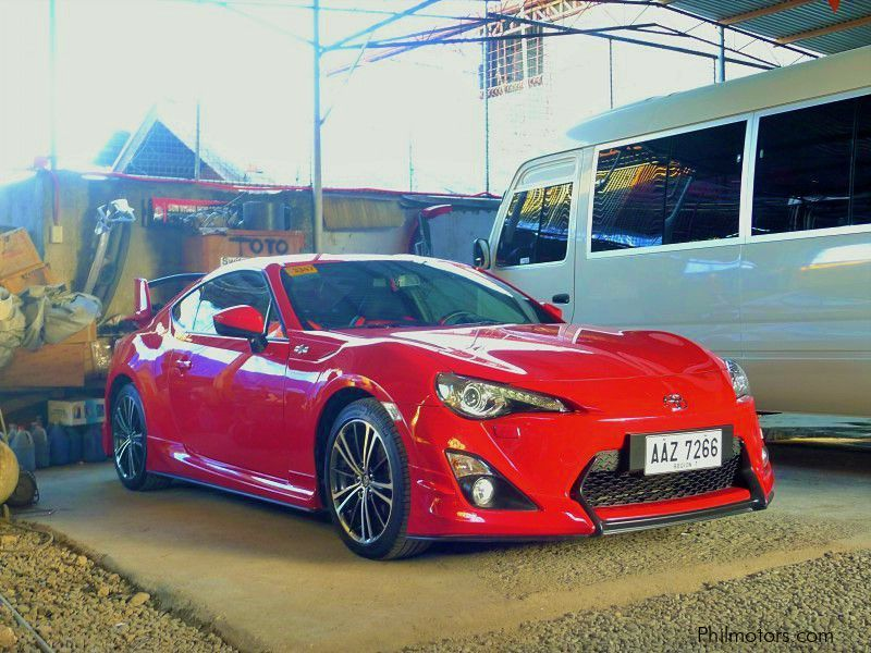 Old Cars For Sale In Philippines: Cebu Toyota 86 Sales