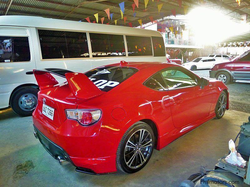 Cebu Toyota 86 Sales
