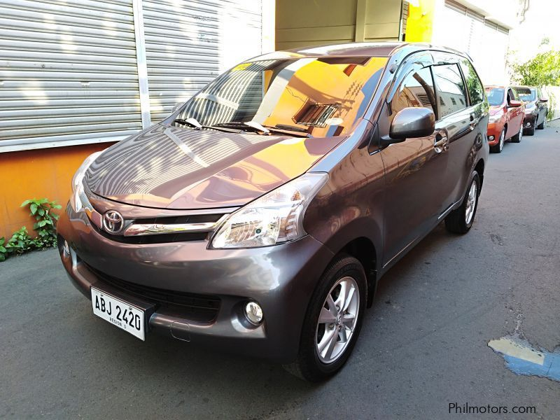 Used Toyota Avanza 1 5 G 2015 Avanza 1 5 G For Sale