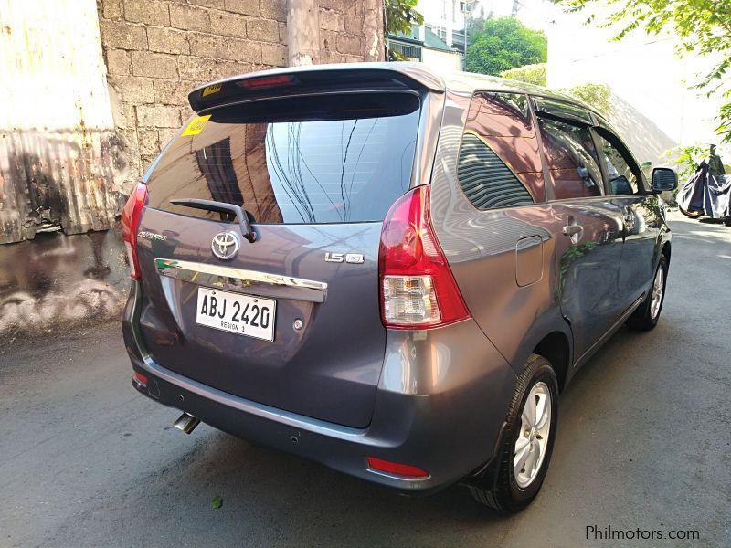 Used Toyota Avanza 1 5 G 2015 Avanza 1 5 G For Sale