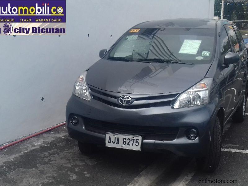 Used Toyota Avanza 2015 Avanza For Sale Paranaque City