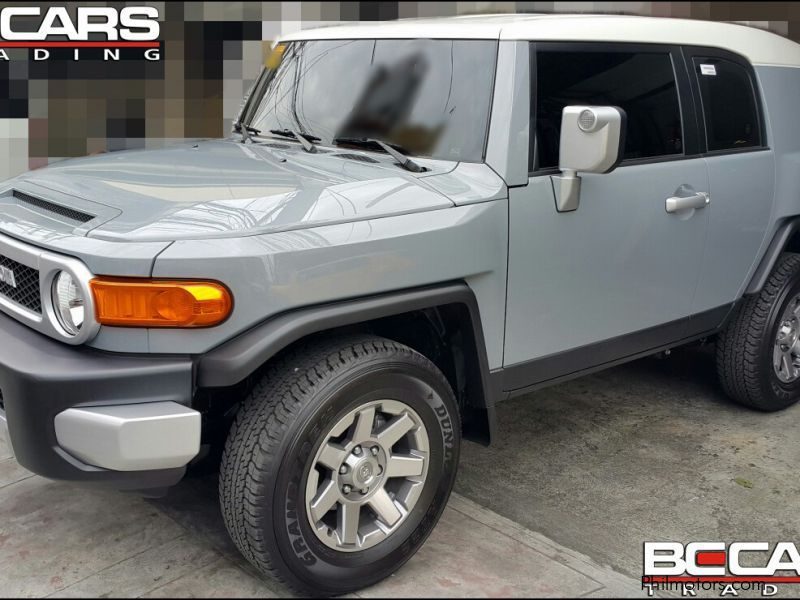 New Toyota Fj Cruiser Gray 2015 Fj Cruiser Gray For Sale