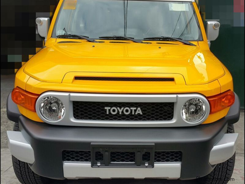 New Toyota Fj Cruiser Yellow 2015 Fj Cruiser Yellow For